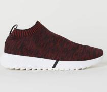 Fully-Fashion-Sneaker - Rotmeliert