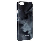 Hülle für iPhone 6/6s - Schwarz/Grau