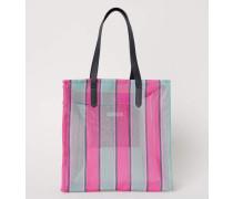 Shopper aus Mesh - Multifarbig