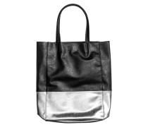 Shopper - Schwarz/Silberfarben