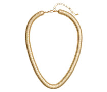 Halskette aus Metall - Goldfarben