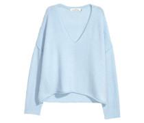 Pullover - Hellblau