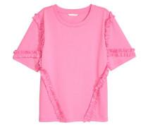 Weites Shirt - Rosa