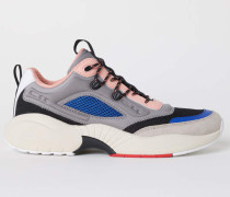 Sneaker - Beige/Multifarbig