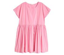 Kurzes Kleid - Rosa