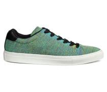 Fully-Fashion-Sneaker - Schwarz/Multifarbig