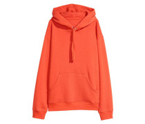 Kapuzenshirt - Orange