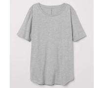 T-Shirt - Graumeliert