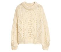 Pullover - Hellbeigemeliert
