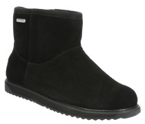 Boots, Veloursleder, wasserdicht, Warmfutter