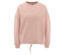 Sweatshirt, verstellbarer Saum, Bündchen