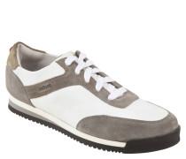 """Sneaker """"Claude"""", Leder, Schnürung, zweifarbig"""
