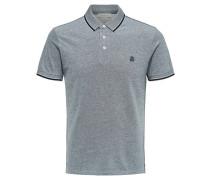 Polo-Shirt, Baumwolle, Logo-Stickerei