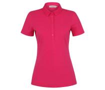 Poloshirt, Piqué, Baumwolle, unifarben
