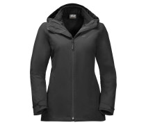"Outdoorjacke ""Norrland"", 3-in-1, wasserdicht"
