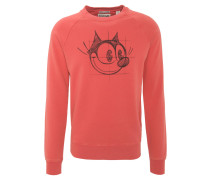 "Sweatshirt ""Felix the Cat"", Raglanärmel, Front-Print"