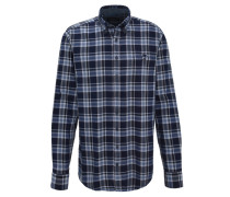 Freizeithemd, Button-Down, Casual Fit