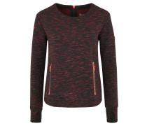 """Sweatshirt """"Luxe"""", Daumenschlaufen, atmungsaktiv"""
