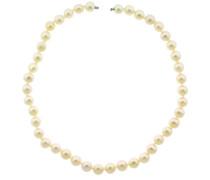 Perlenstrang aus Süßwasser-Zuchtperlen 10,0 mm