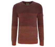 Pullover, Strick, Baumwolle, Farbverlauf
