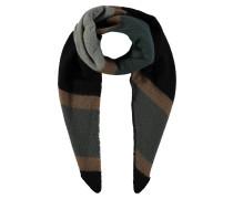Schal, Streifen, spitz zulaufende Enden