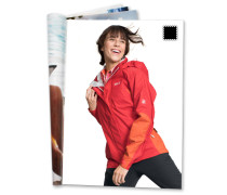 "Outdoorjacke ""Oxide"", wasserdicht"