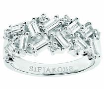 Antella Ring Sterling  925 SJ-R0463-CZ/52