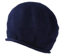 Mütze, linksgestrickt, weiche Haptik