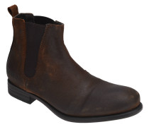"""Chelsea Boots """"FUAD"""", Leder, Used-Look, Stretch-Einsatz"""