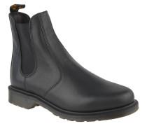 "Chelsea Boots ""Laura"", uni, Leder, robuste Sohle"