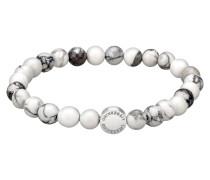 Armband mit Perlen LJ-0026-B-17