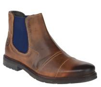 Chelsea Boots, Glattleder, elastische Einsätze