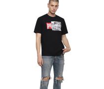 """T-Shirt """"T-JUST-XH"""", Regular Fit, Kurze Ärmel"""