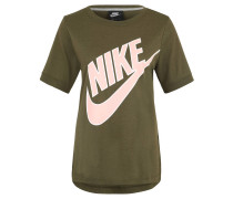 "T-Shirt ""Futura"", Logo-Print"