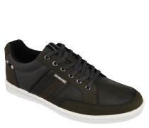 Sneaker, robuste Sohle, Ton-in-Ton-Nähte