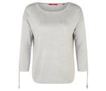 Pullover, 3/4-Arm, Strick, Schleifen-Details
