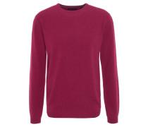 Pullover, uni, reiner Cashmere, Rundhalsausschnitt, Slim Fit, 260046