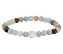 Armband Beads LJ-0085-B-17, Amazonith
