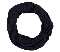 Loop-Schal, Baumwoll-Mix, dezente Knitterfalten