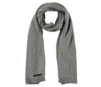 Schal, Woll-Anteil, Marken-Emblem