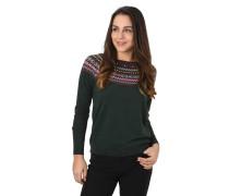 Pullover, Regular Fit, Norweger-Muster