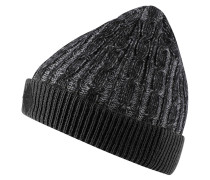 "Mütze ""Cable-Knit"""