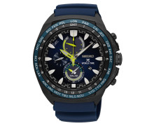 Herrenuhr SSC571P1, Solar, World Time
