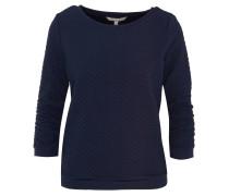 Pullover, strukturiert, Stretch