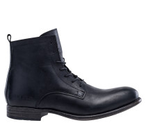 "Boots ""EDMUND"", Leder, Blockabsatz"