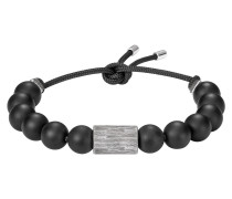 Armband, Onyx-Perlen, -Elemente