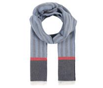 Schal, Fransen, Streifen-Design