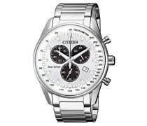 """Herrenuhr """"Eco Drive"""" AT2390-82A Chronograph"""