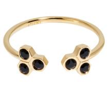 "Ring ""Essentielle Crystal Hexagon"" CLJ41008-52"