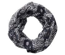 Loop-Schal, gemustert